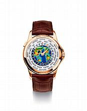 PATEK PHILIPPE, WORLD TIME, REF.5131R