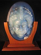 Important Paul Sabino art glass