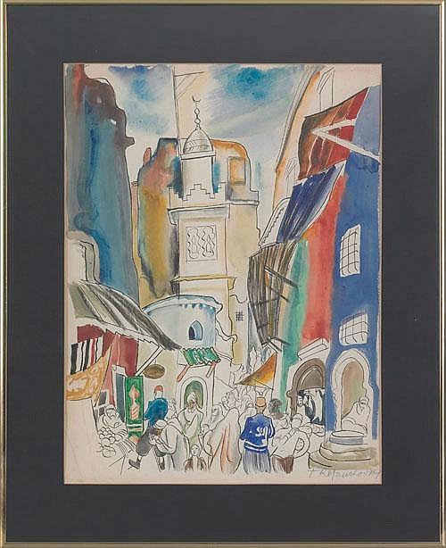 Feodor Rojankovsky (Russian/American, 1891-1970),