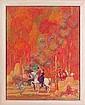 Henry James Soulen (American, 1888-1965), oil on, Henry James Soulen, Click for value