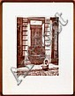 Jack Bookbinder (American, 1911-1993), pencil, Jack Bookbinder, Click for value