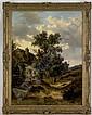 Abraham Hulk(British, 1851-1922), oil on canvas, Abraham (1876) Hulk, Click for value