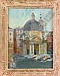 Marcello Avenali (Italian, 1912-1981), oil on, Marcello Avenali, Click for value