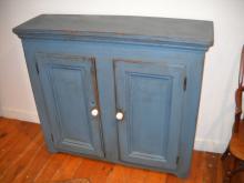 Candian painted 2 door sideboard