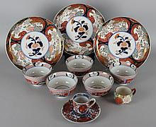 GROUP OF JAPANESE TABLEWARES