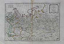 SAMUEL DUNN (ENGLISH, 18TH CENTURY) A group of five maps, including: Antient and Modern Egypt;  A Compleat Map of the Holy Land; Ada...