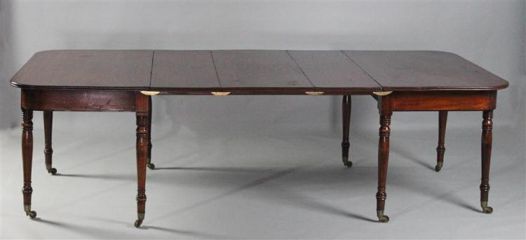 ENGLISH REGENCY INLAID MAHOGANY BANQUETDINING TABLE : H1122 L119775415 from www.invaluable.com size 750 x 342 jpeg 21kB