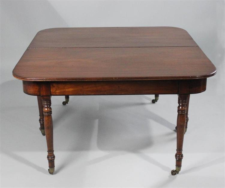 ENGLISH REGENCY INLAID MAHOGANY BANQUETDINING TABLE : H1122 L119775422 from www.invaluable.co.uk size 750 x 629 jpeg 32kB