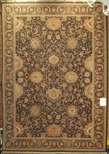MM BLACK TRADITIONAL RUG