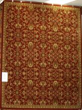 MM RED TRADITIONAL RUG
