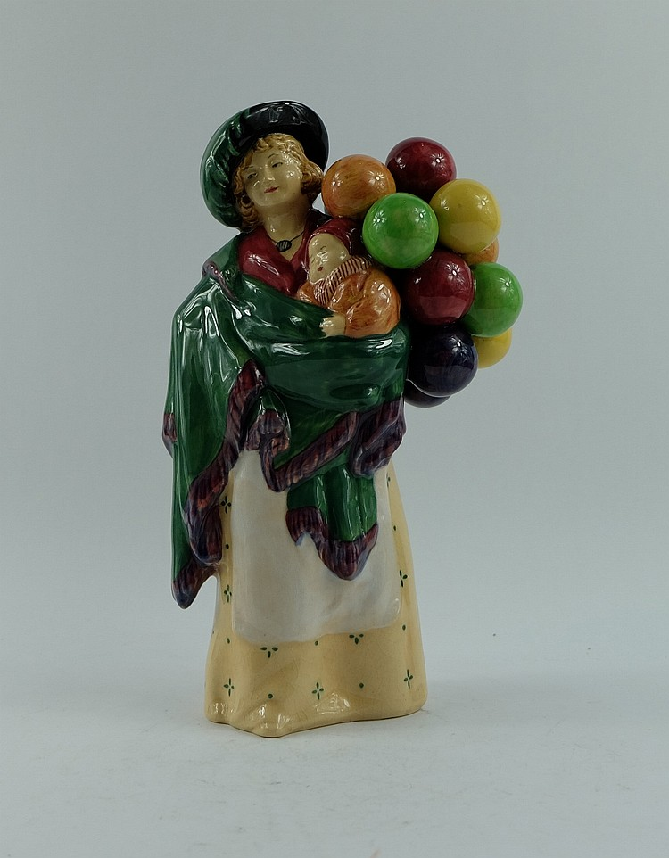 Dating royal doulton balloon seller