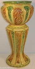 Roseville Pottery Florentine II Jardiniere and Pedestal 602-10