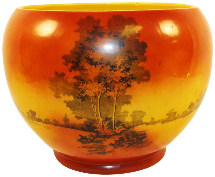 Roseville Pottery Autumn Jardiniere 498-10