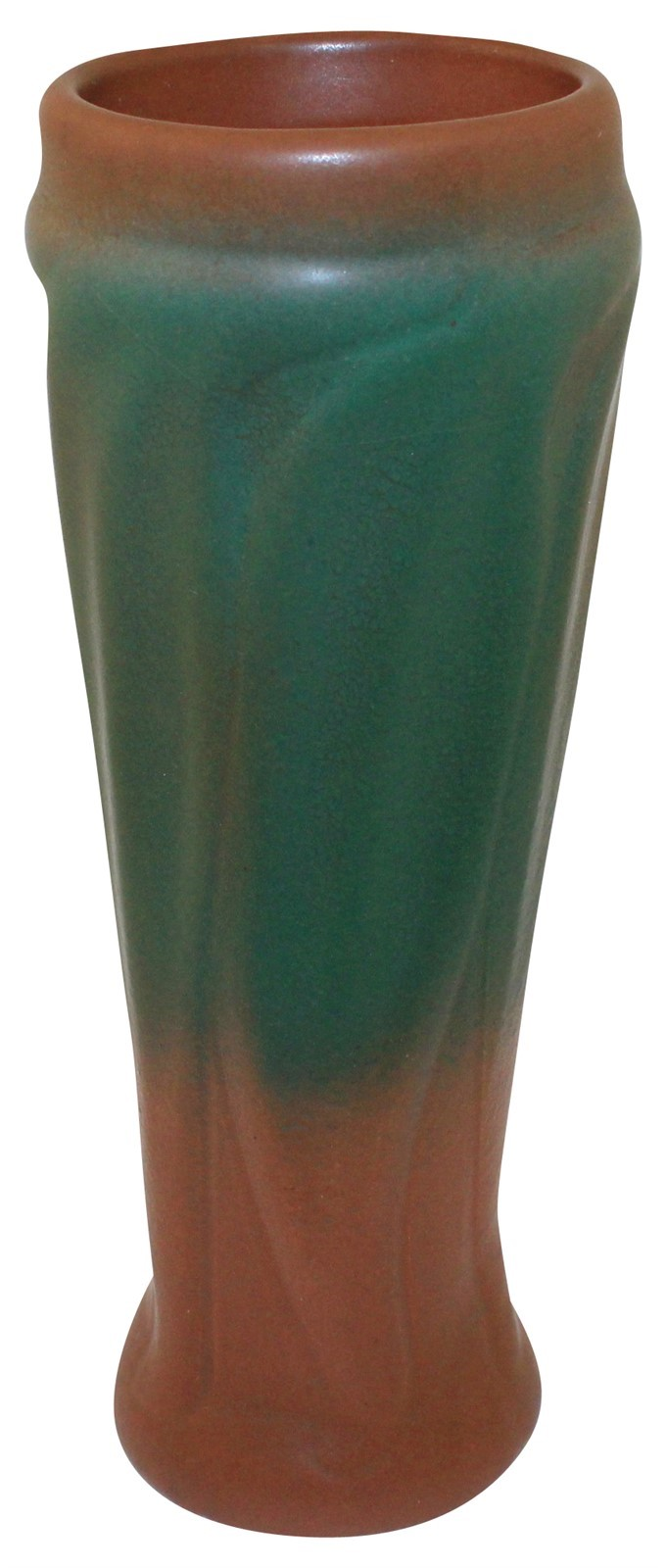 Van Briggle Pottery 1920s Mountain Crag Vase 863