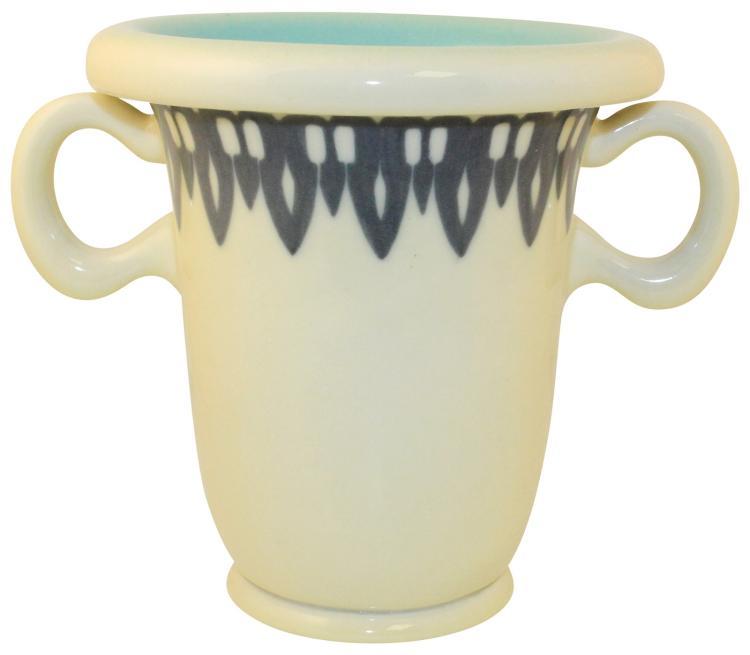 Rookwood Pottery 1915 Porcelain Handled Vase 2197 (Epply)