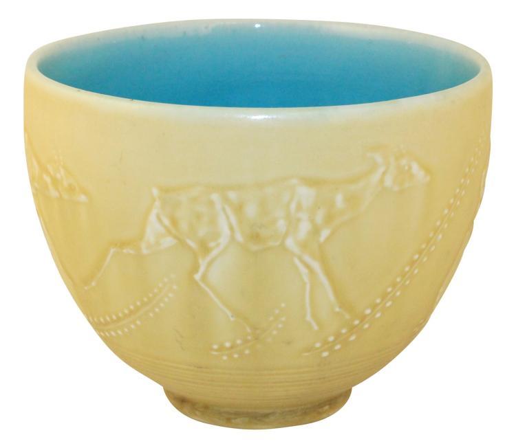 Rookwood Pottery Four Deer Vase 6052