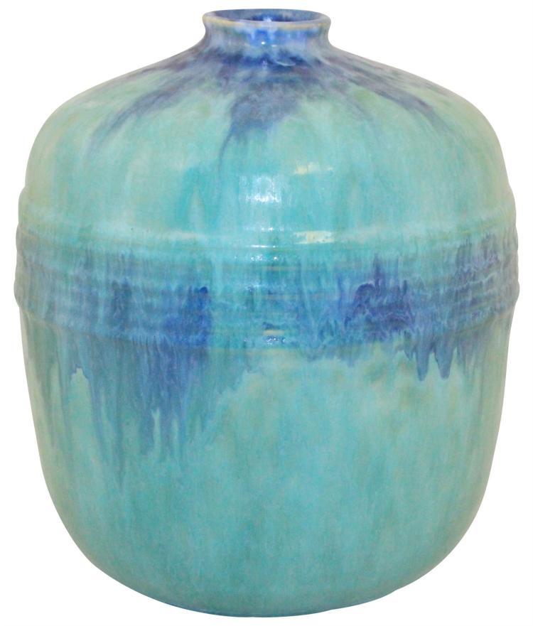 Roseville Pottery Imperial II Vase 473-7