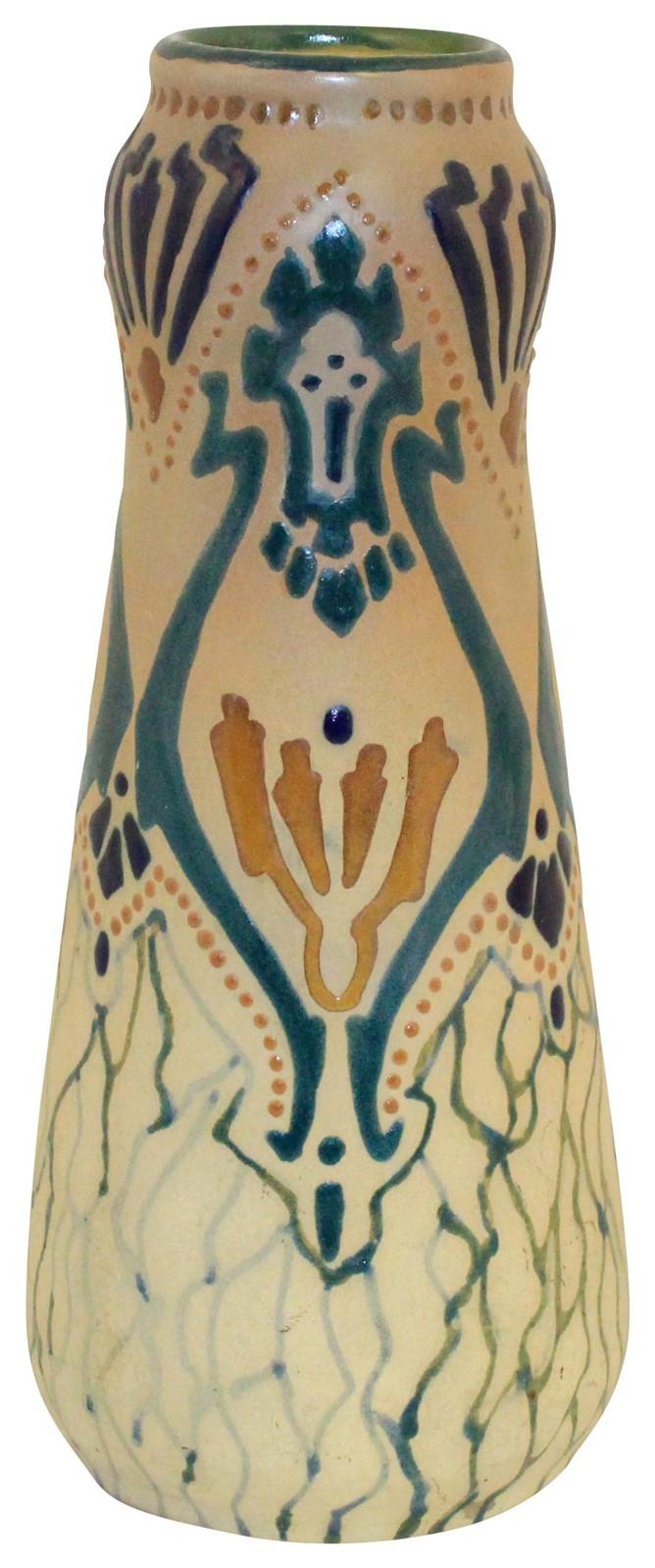 Roseville Pottery Fudji Vase 971-9