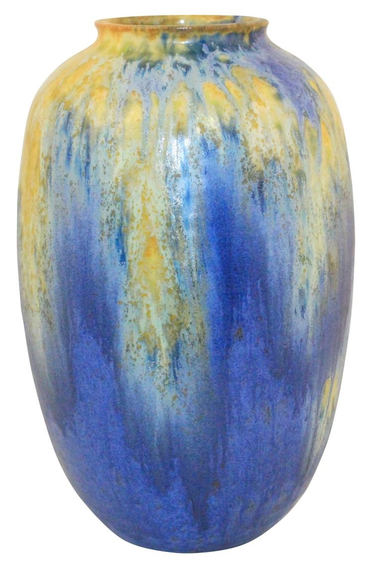 Roseville Pottery Imperial II Vase 484-11
