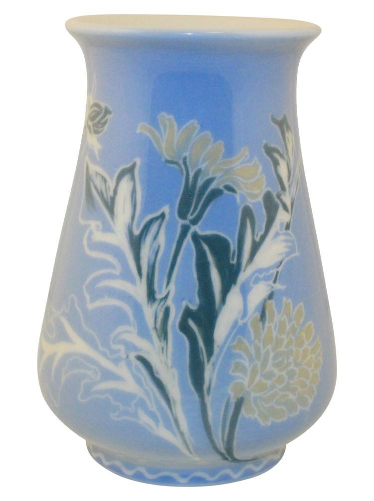 Rookwood Pottery 1946 Floral Vase 6359 (McDonald)