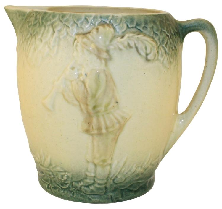 Roseville Pottery 1910-1916 Early Ware The Boy Pitcher