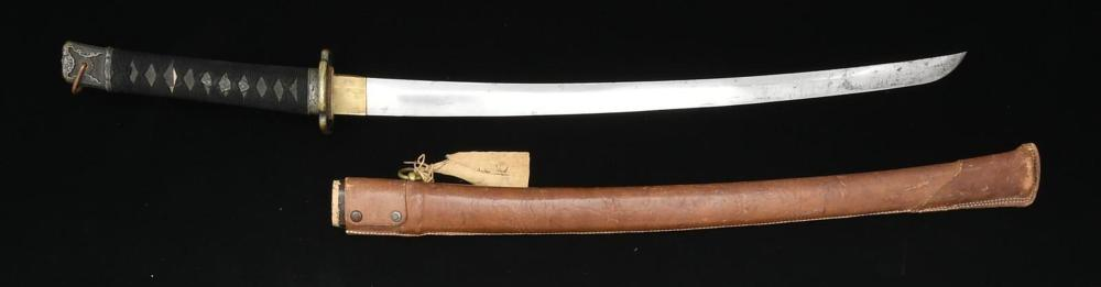 WWII ARMY OFFICERS SAMURAI SWORD.