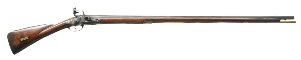 HISTORIC AMERICAN COLONIAL MILITARY FOWLER OF