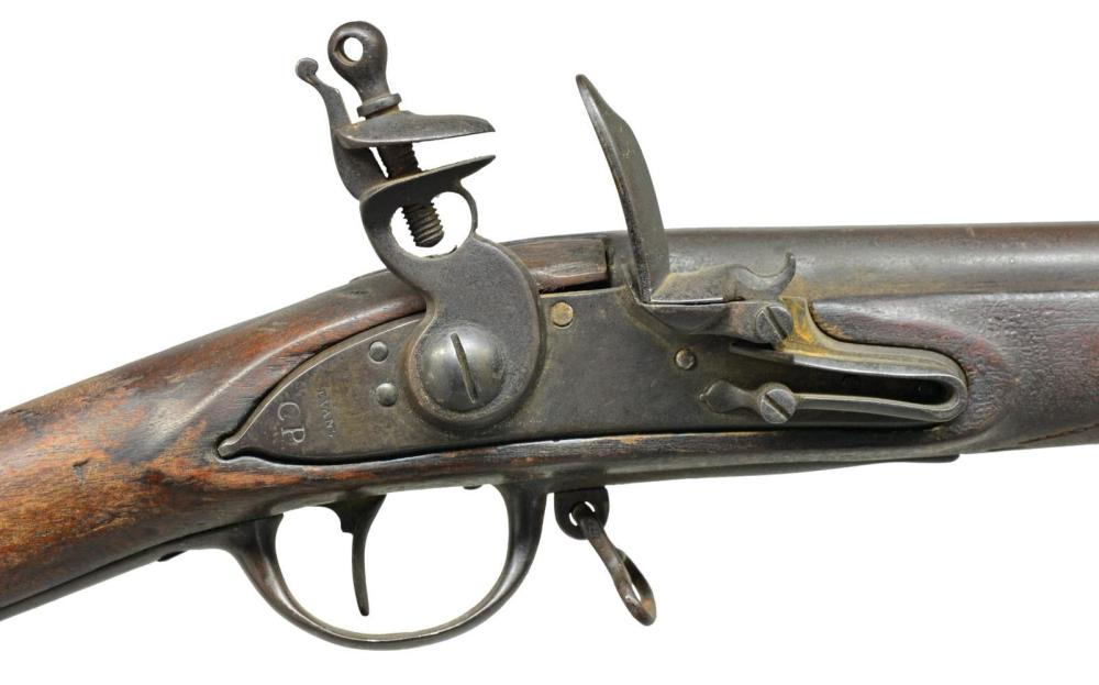 GOOD COMMONWEALTH OF PENNSYLVANIA 1797 MUSKET BY