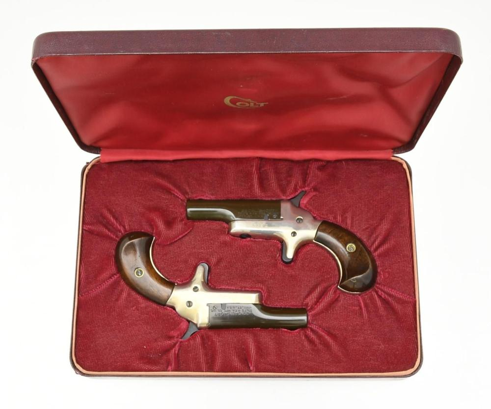 AN INTERESTING CASED SET OF CONSECUTIVE COLT