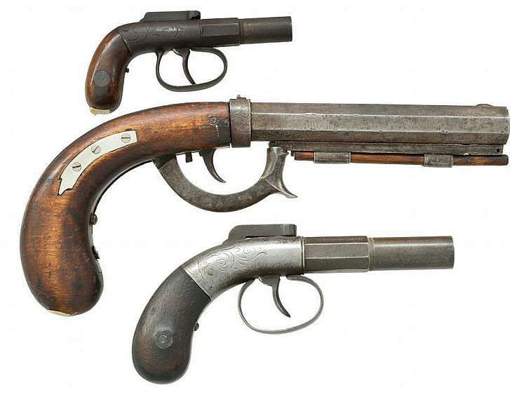How british gun manufacturers changed the industrial world lock, stock and barrel