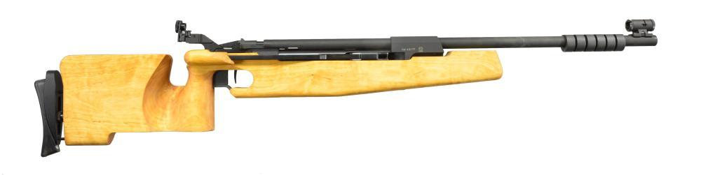 BAIKAL MODEL MP-532 MATCH GRADE PELLET RIFLE