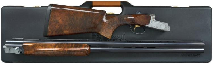 PERAZZI SC-3 SPORTING 2 BARREL SET O/U SHOTGUN.