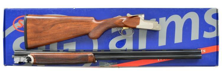 SIG ARMS AURORA TR20 O/U SHOTGUN.