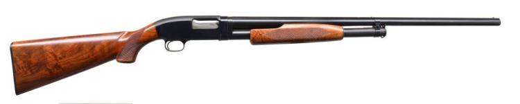 WINCHESTER MODEL 12 PUMP SHOTGUN.