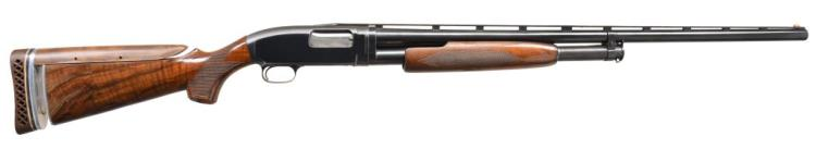 WINCHESTER MODEL 12 TRAP GRADE PUMP SHOTGUN.