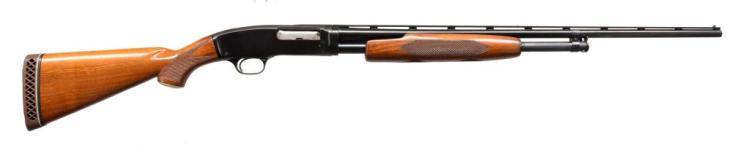 WINCHESTER MODEL 42 PUMP SHOTGUN.