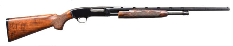 WINCHESTER MODEL 42 SKEET PUMP SHOTGUN.