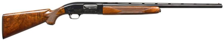 WINCHESTER MODEL 50 FACTORY ENGRAVED PIGEON GRADE