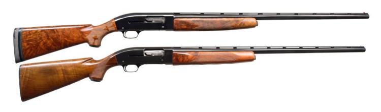 2 WINCHESTER 50 AUTO SHOTGUNS.
