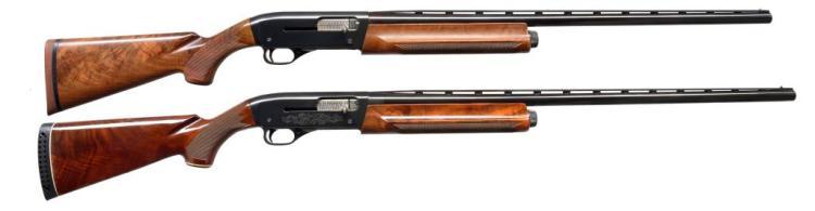 2 WINCHESTER SUPER X MODEL1 AUTO SHOTGUNS.