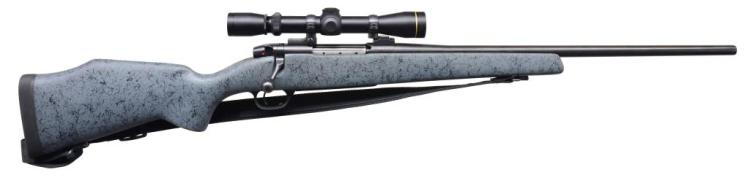 WEATHERBY MARK V SDR BOLT ACTION RIFLE.