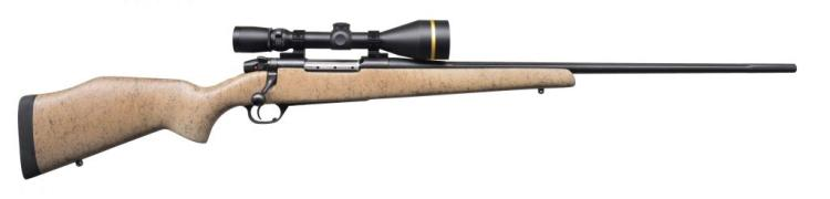WEATHERBY MARK V ULTRA LW BOLT ACTION RIFLE.