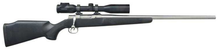 HALL MF-6 BOLT ACTION VARMINT RIFLE.
