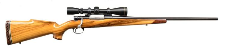 CAMPBELLS CUSTOM GUN FN 98 SUPREME BOLT ACTION