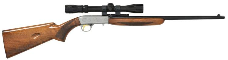 BROWNING GRADE 2 AUTO 22 SEMI AUTO RIFLE.