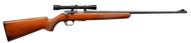 BROWNING T-BOLT REPEATING RIFLE.