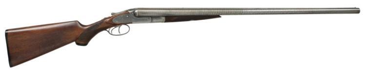 LEFEVER ARMS CO. F GRADE SXS SHOTGUN.