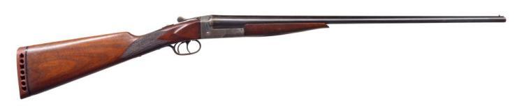IVER JOHNSON HERCULES GRADE SXS SHOTGUN.