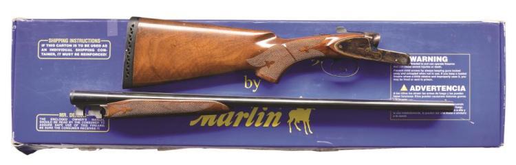 MARLIN / L.C. SMITH LC20 SXS SHOTGUN.