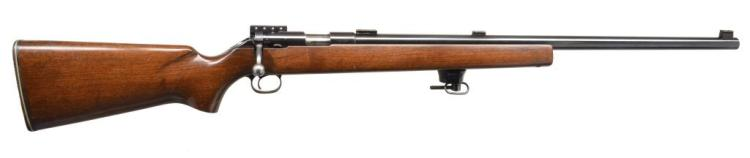 WINCHESTER 52D BOLT ACTION TARGET RIFLE.